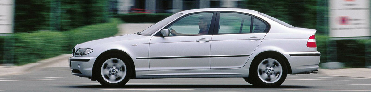 BMW 3 серия iv e46 320i расход топлива