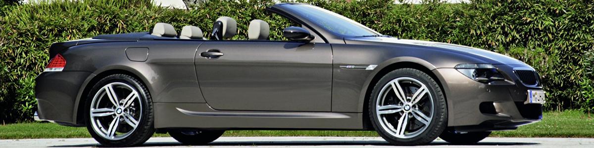 bmw m6 cabrio характеристики