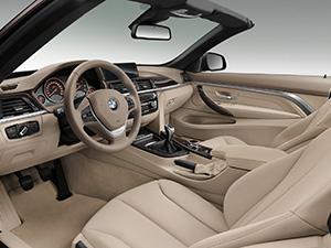 BMW 4-серия 2 дв. кабриолет 4-серия