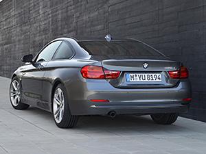 BMW 4-серия 2 дв. купе 4-серия