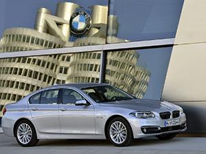 BMW 5-серия 4 дв. седан F10