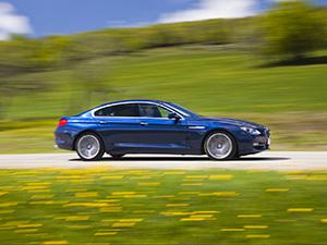 BMW 6-серия 4 дв. купе Gran Coupe (F06)