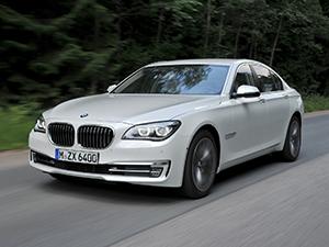 BMW 7-серия 4 дв. седан F01