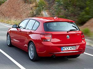 BMW 1-серия 5 дв. хэтчбек F20