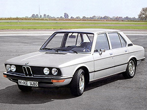 BMW 5-серия 4 дв. седан E12