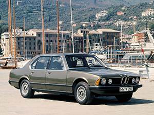 BMW 7-серия 4 дв. седан E23