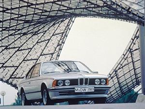 BMW 6-серия 2 дв. купе E24