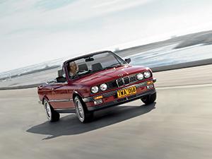 BMW 3-серия 2 дв. кабриолет E30