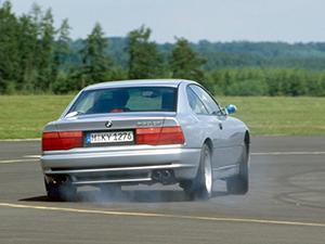 BMW 8-серия 2 дв. купе E31