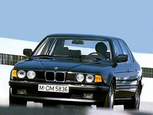 BMW 7-серия 4 дв. седан E32