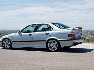 BMW 3-серия 4 дв. седан E36