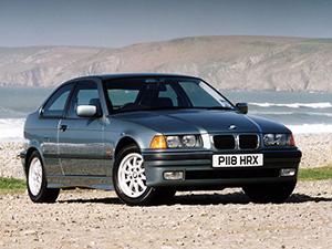BMW 3-серия 2 дв. купе E36