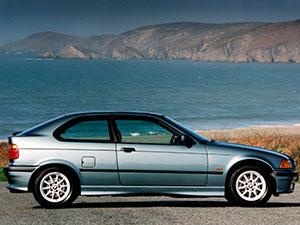 BMW 3-серия 3 дв. хэтчбек E36