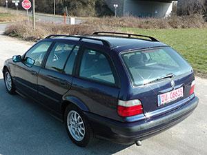 BMW 3-серия 5 дв. универсал E36