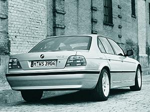 BMW 7-серия 4 дв. седан E38