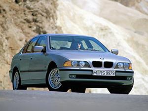 BMW 5-серия 4 дв. седан E39