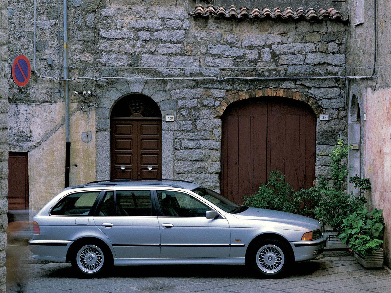 BMW (БМВ) 5-серия E39 1997-2000 г.