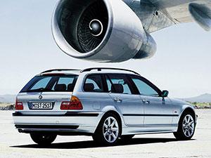 BMW 3-серия 5 дв. универсал E46
