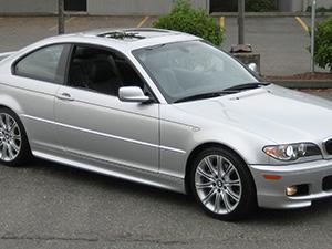 BMW 3-серия 2 дв. купе E46