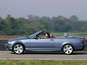 BMW 3-серия 2 дв. кабриолет E46