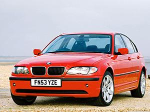 BMW 3-серия 4 дв. седан E46