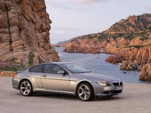 BMW 6-серия 2 дв. купе E63