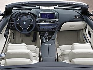 BMW 6-серия 2 дв. кабриолет E64