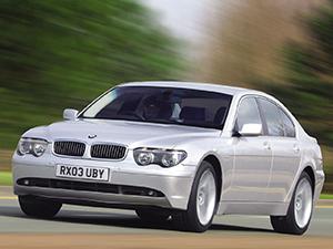 BMW 7-серия 4 дв. седан E65/E66
