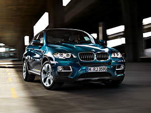 BMW X6 5 дв. внедорожник E71