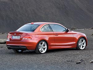 BMW 1-серия 2 дв. купе E82