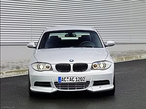BMW 1-серия 3 дв. хэтчбек E87