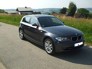 BMW 1-серия 5 дв. хэтчбек E87