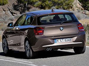 BMW 1-серия 3 дв. хэтчбек F21