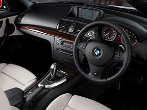 BMW 1-серия 2 дв. кабриолет E88