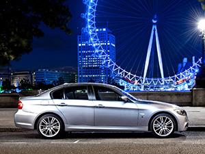 BMW 3-серия 4 дв. седан E90