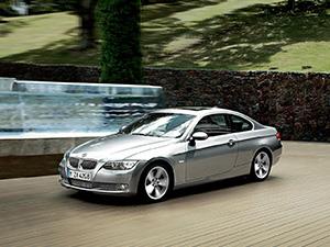 BMW 3-серия 2 дв. купе E92