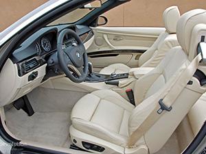 BMW 3-серия 2 дв. кабриолет E93