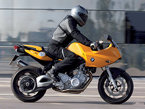BMW F 800 спортбайк F 800 S