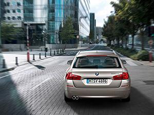 BMW 5-серия 5 дв. универсал F10