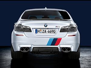 BMW M5 4 дв. седан F10