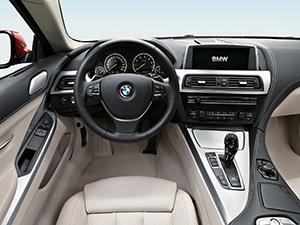 BMW 6-серия 2 дв. купе F13