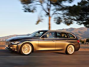 BMW 3-серия 5 дв. универсал F31