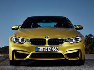 BMW M4 2 дв. купе F32