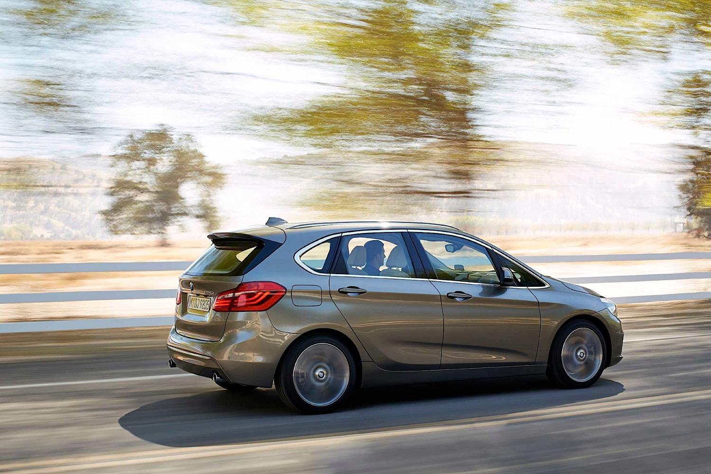 BMW (БМВ) 2-серия Active Tourer (F45) 2014- г.