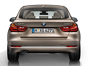 BMW Gran Turismo 5 дв. хэтчбек 3-серия Gran Turismo (F34)