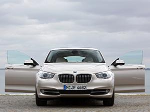 BMW Gran Turismo 5 дв. хэтчбек 5-серия Gran Turismo (F07)
