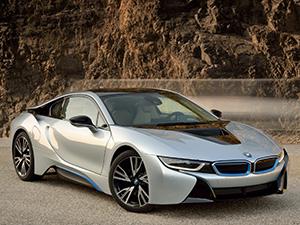 BMW i8 2 дв. купе i8