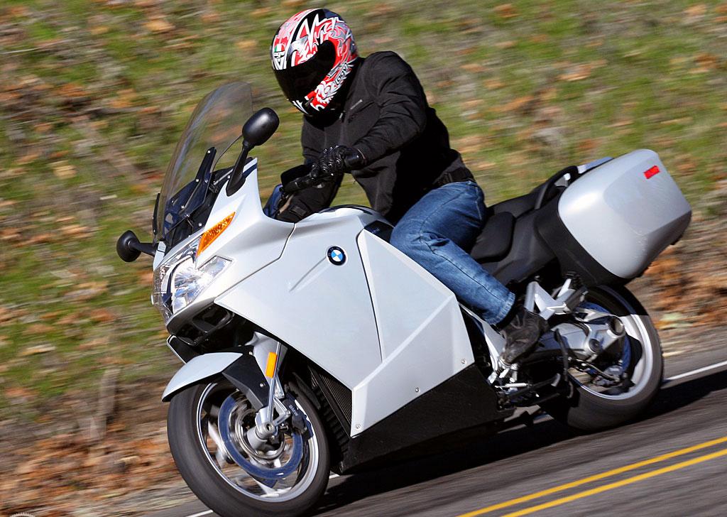 Мотоцикл BMW k1200gt #9