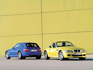 BMW M Coupe 2 дв. купе M Coupe