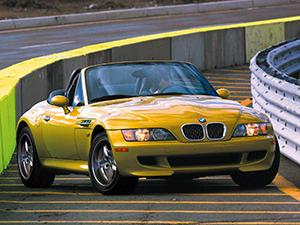 BMW M Roadster 2 дв. кабриолет M Roadster